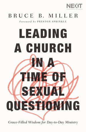Leading a Church in a Time of Sexual Questioning book image