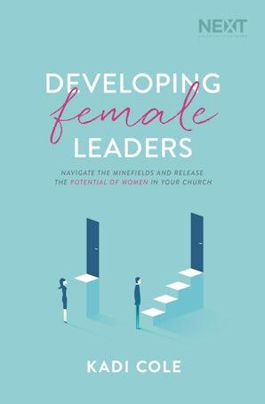 Developing Female Leaders book image