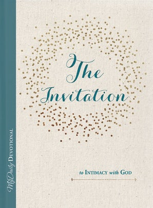 The Invitation to Intimacy with God book image