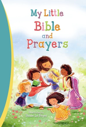 My Little Bible and Prayers book image