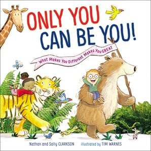 Only You Can Be You book image