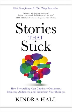 Stories That Stick book image