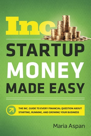 Startup Money Made Easy book image