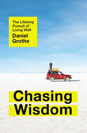 Chasing Wisdom book image
