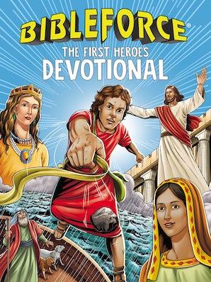 BibleForce Devotional book image
