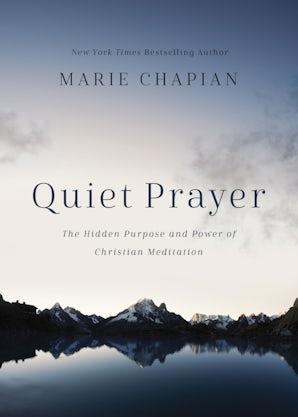 Quiet Prayer book image