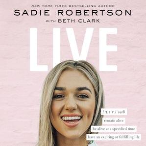 Live book image