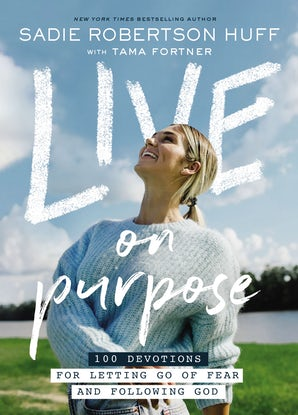 Live on Purpose book image