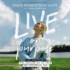 Live on Purpose book image