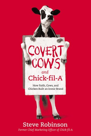 Covert Cows and Chick-fil-A book image