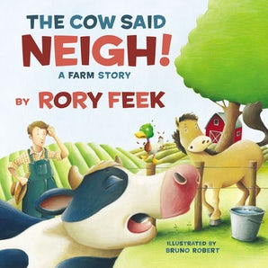 The Cow Said Neigh! book image