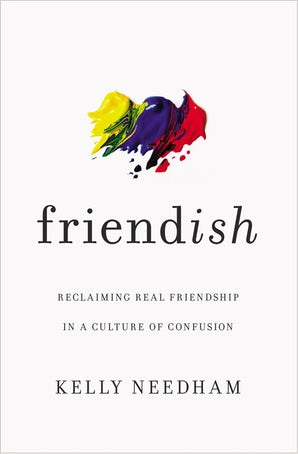 Friend-ish book image