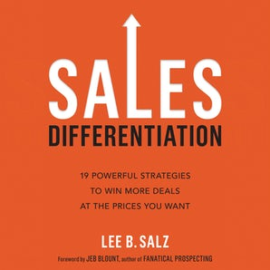 Sales Differentiation book image