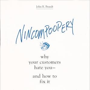 Nincompoopery book image