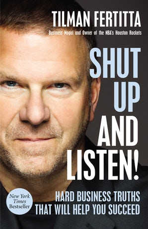 Shut Up and Listen! book image