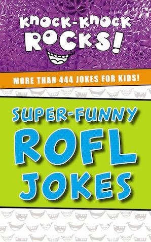 Super-Funny ROFL Jokes book image