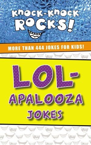 LOL-apalooza book image