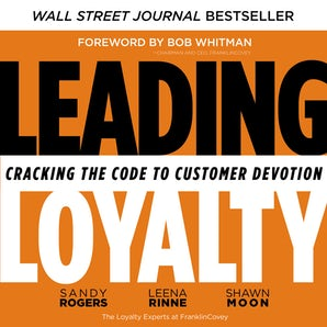 Leading Loyalty book image