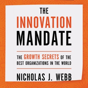 The Innovation Mandate book image