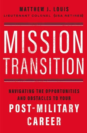 Mission Transition book image