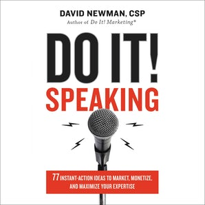Do It! Speaking book image