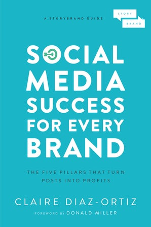 Social Media Success for Every Brand book image