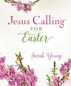 Jesus Calling for Easter book image