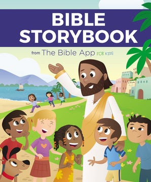 Bible Storybook from The Bible App for Kids book image