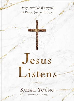 Jesus Listens book image
