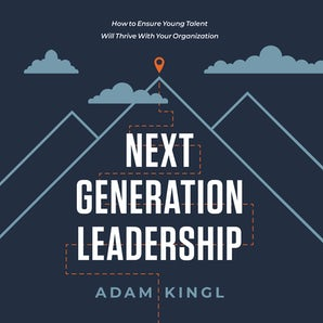 Next Generation Leadership book image