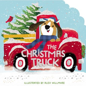 The Christmas Truck book image