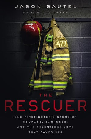 The Rescuer book image