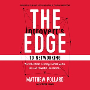 The Introvert's Edge to Networking book image