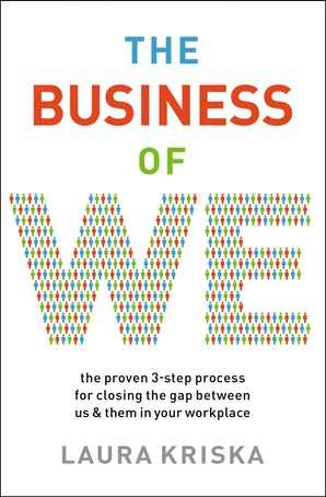 The Business of We book image