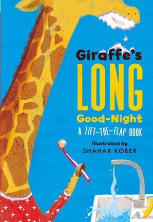 Giraffe's Long Good-Night book image