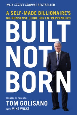 Built, Not Born