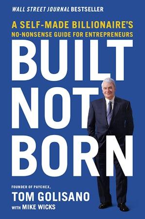 Built, Not Born book image