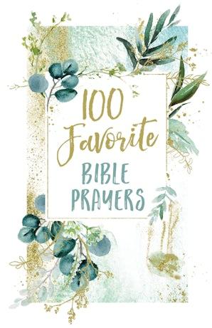 100 Favorite Bible Prayers book image