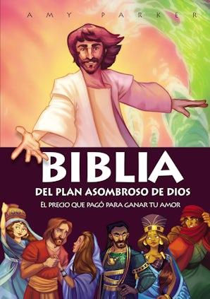Biblia del plan asombroso de Dios book image