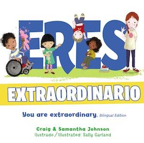 Eres extraordinario - Bilingüe book image
