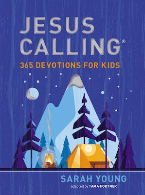 Jesus Calling: 365 Devotions for Kids (Boys Edition) book image
