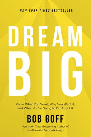 Dream Big book image