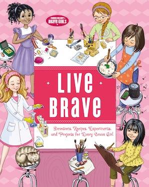 Live Brave book image