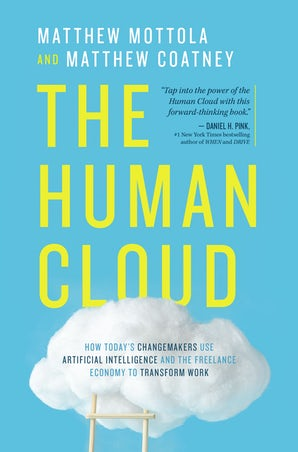 The Human Cloud book image