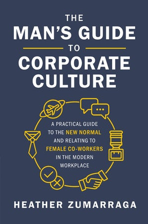 The Man's Guide to Corporate Culture book image