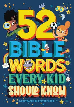 52 Bible Words Every Kid Should Know book image