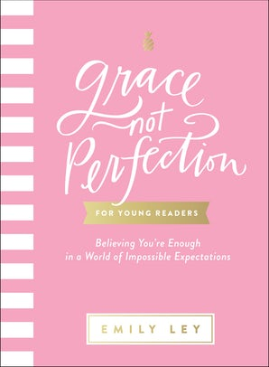 Grace, Not Perfection for Young Readers book image