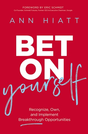 Bet on Yourself book image