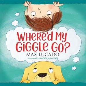 Where'd My Giggle Go? book image