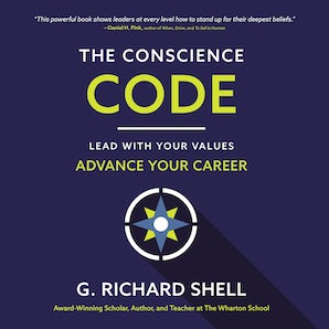 The Conscience Code book image